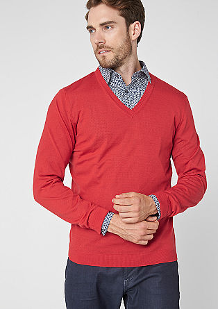 Merino wool jumper from s.Oliver
