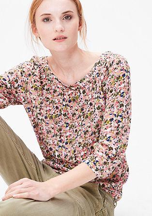 Millefleurs bluza iz krepa