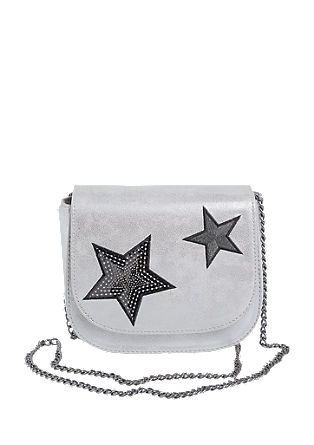 Mini bag in a metallic style from s.Oliver