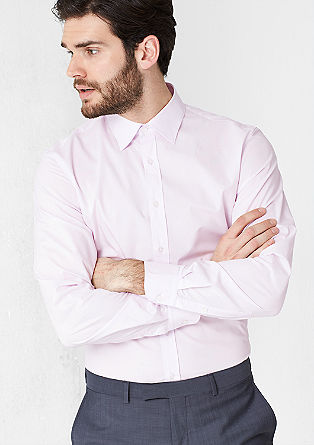 Modern: overhemd met New-Kent collar