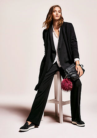 Modern business look from s.Oliver
