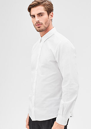 Modern Fit: Oxford shirt from s.Oliver