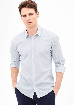Modern Fit: Pikčasta srajca
