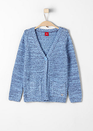 Mottled cardigan from s.Oliver