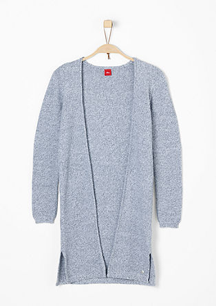 Mottled long cardigan from s.Oliver