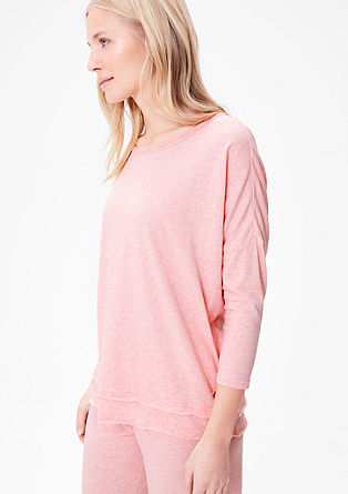Mottled oversized T-shirt from s.Oliver