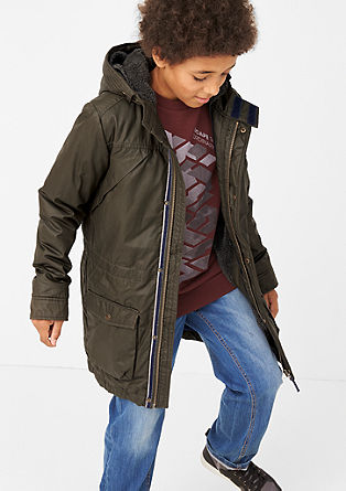 Multi-functional Parka from s.Oliver