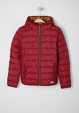 Multi-functional quilted jacket from s.Oliver