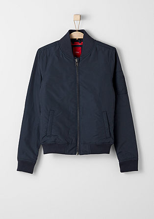 Multifunctional bomber jacket from s.Oliver