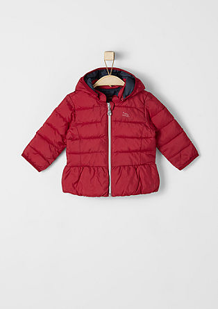 Multifunctional quilted jacket from s.Oliver