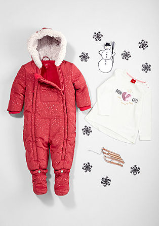Multifunctional snowsuit from s.Oliver