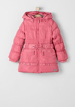 Multifunctionele gewatteerde mantel