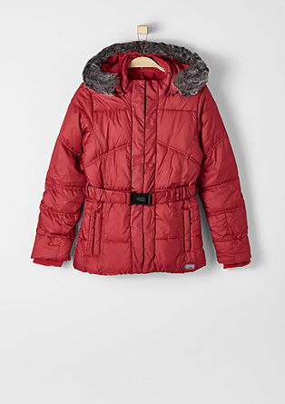 Multifunktionale Winterjacke
