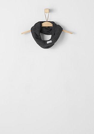 Muster-Loop aus Grobstrick