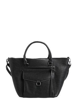 Nakupovalna torba v videzu usnja