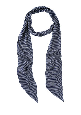 Narrow viscose scarf from s.Oliver