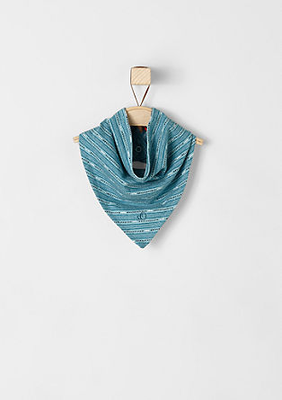 Neckerchief with a pattern from s.Oliver