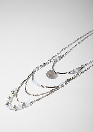 Necklace with gemstones from s.Oliver