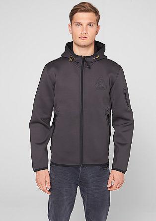 Neoprene soft shell jacket from s.Oliver