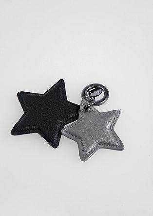 Obesek za ključe v obliki zvezde