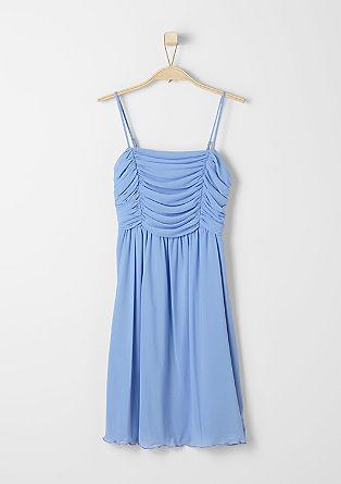 Obleka iz mrežaste tkanine