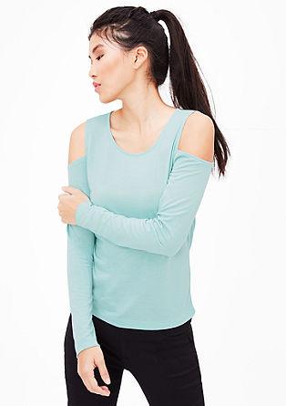 Off Shoulder-Shirt