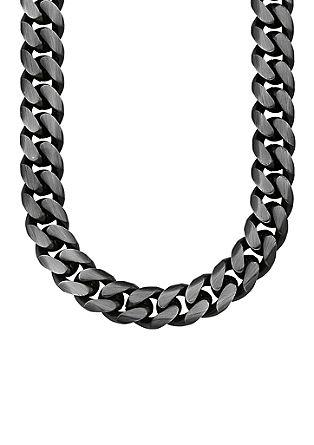 Ogrlica v obliki verige iz legiranega jekla