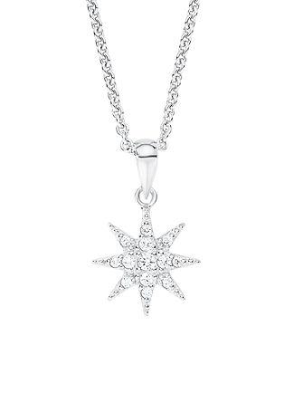 Ogrlica z obeskom zvezde Severnice