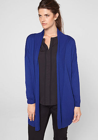 Open fronted long cardigan from s.Oliver