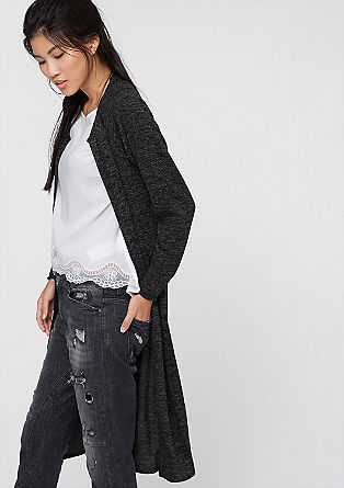 Open long sleeve top from s.Oliver