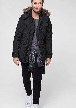 Outdoor jacket with lots of pockets from s.Oliver