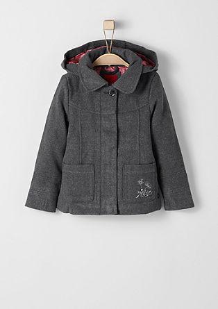 Outdoor jakna v videzu filca