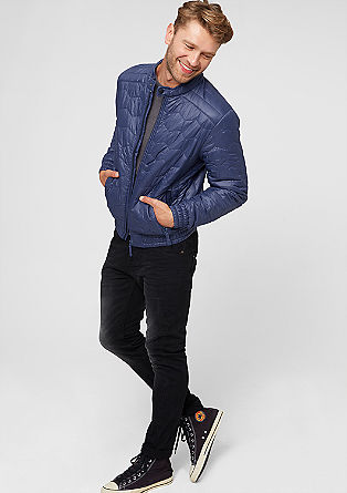 Outdoor quilted jacket from s.Oliver