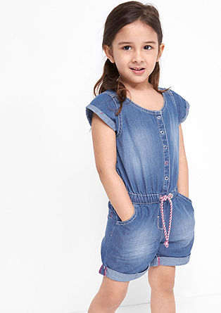 Overall in Denim-Optik