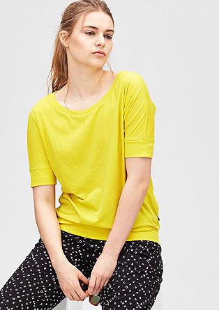 Oversize-Shirt mit Fledermausarm