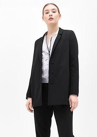 Oversized Long-Blazer