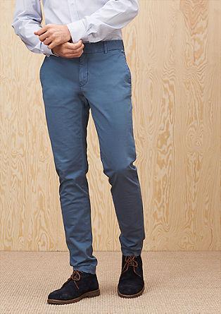 Ozek Mauro: raztegljive hlače chino