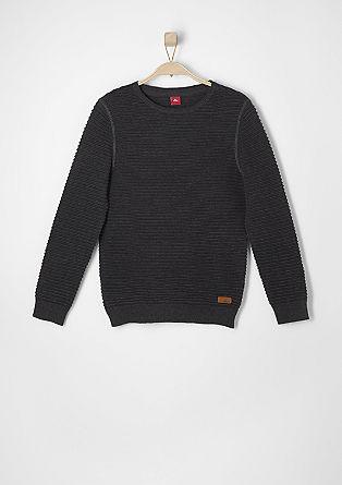 Ozek pulover