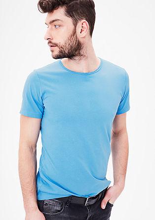 Ozka kratka majica iz džersija