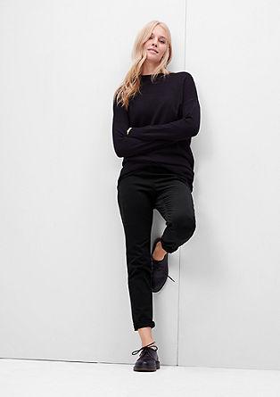 Ozke, raztegljive hlače