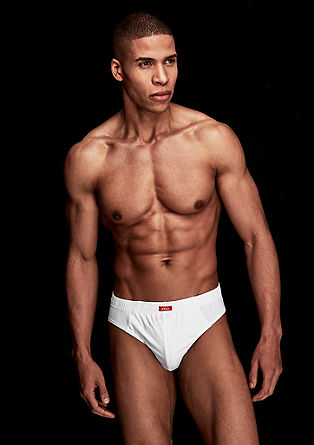 Pack of 7 basic briefs from s.Oliver