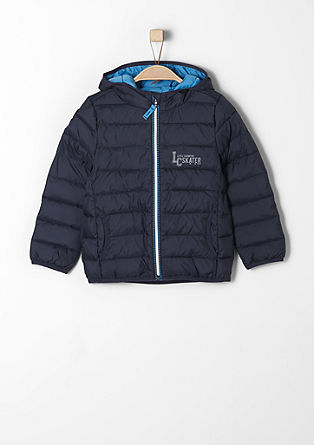 Padded high-performance quilted jacket from s.Oliver