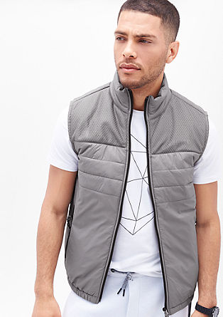 Padded Thermore body warmer from s.Oliver