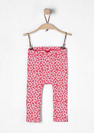 Patterned leggings from s.Oliver