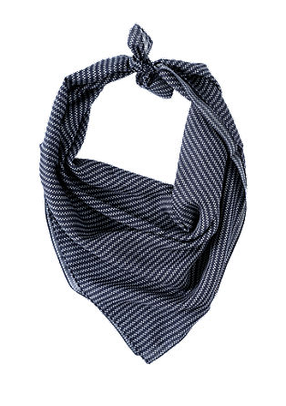 Patterned neckerchief from s.Oliver