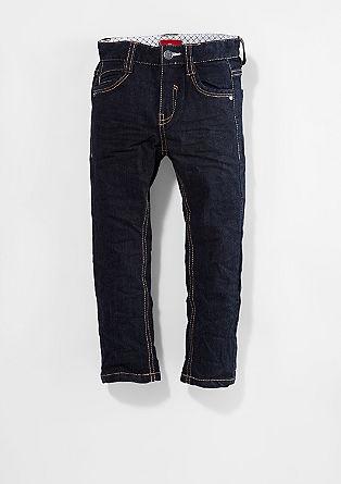 Pelle: Jeans aus Raw Denim