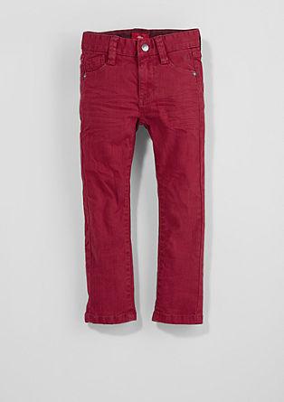 Pelle: raztegljive jeans hlače