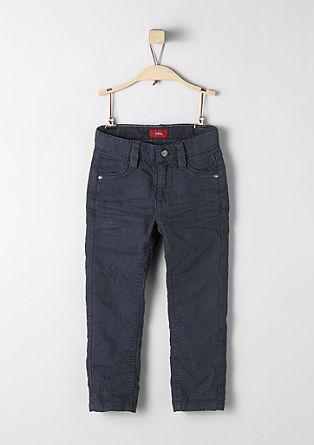 Pelle Straight: drobno melirane hlače