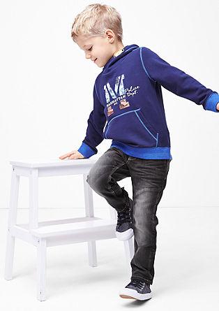 Pelle Straight: izjemno raztegljive jeans hlače