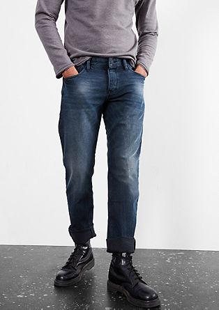 Pete Straight: barvne jeans hlače